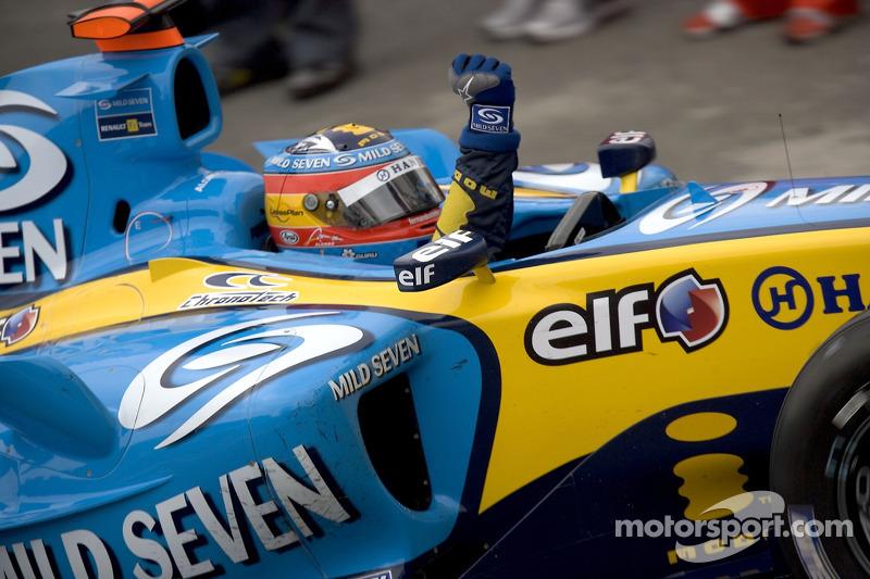 Renault 2005: Fernando Alonso, Renault R25
