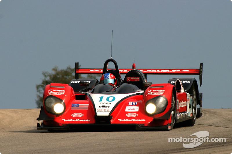 #10 Miracle Motorsports Courage C-65 AER: James Gue, Chris McMurry, Jeff Bucknum
