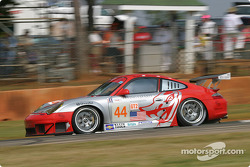 #44 Flying Lizard Motorsports Porsche 911 GT3 RSR: Seth Neiman , Lonnie Pechnik, David Murry