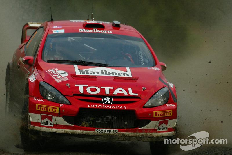 Rallye du Japon 2005