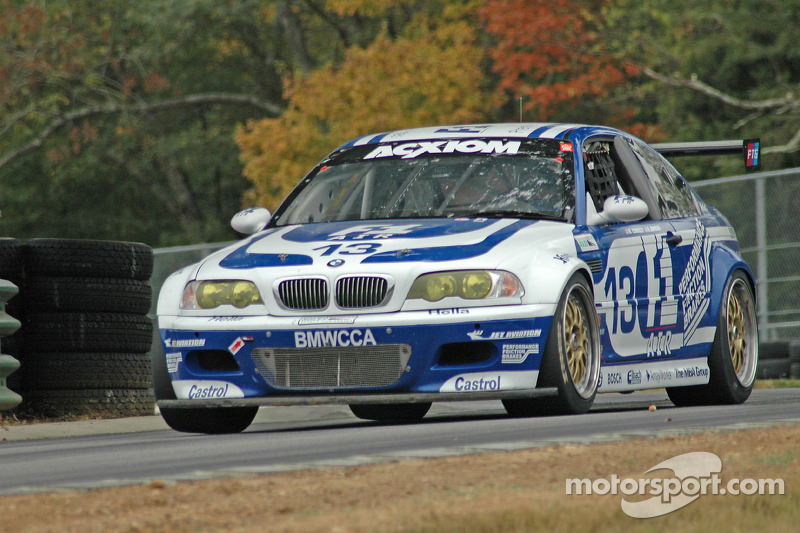 #13 PTG BMW M-3