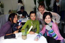 Chicas Formula Uno