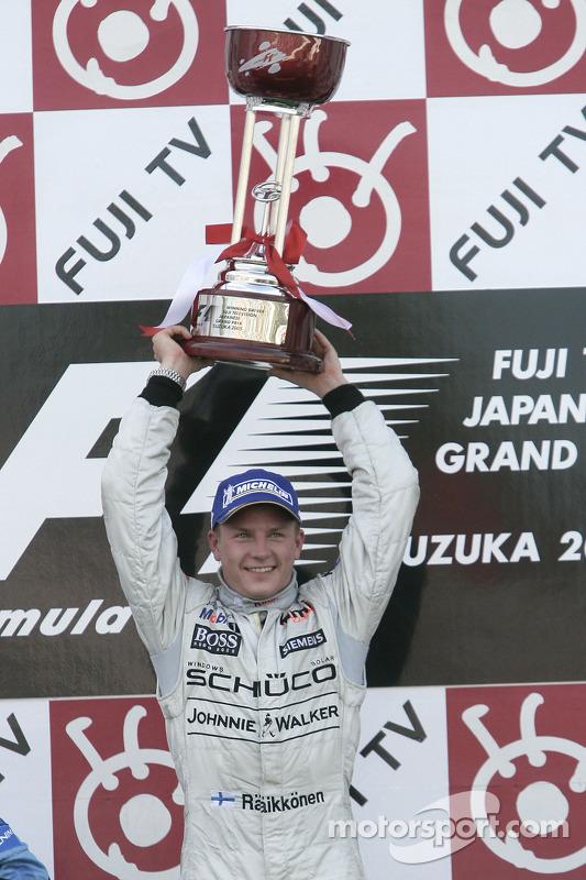 Grand Prix von Japan 2005 in Suzuka: Sieger