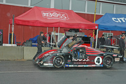 No. 4 in the pits