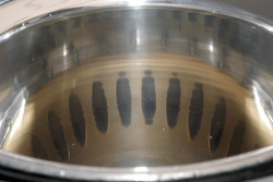 Deep rear wheel rim
