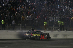 Jamie McMurray, another victim of the Michael Waltrip crash