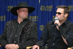 Sprint Sound and Speed with Montgomery Gentry and Kyle Petty press conference: Eddie Montgomery and Troy Gentry