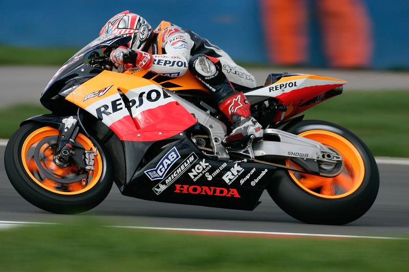 2005: MotoGP - Repsol Honda Team, Honda RC211V