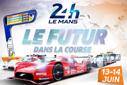 The 2015 Le Mans 24 Hours poster