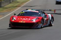 #27 TFM Ferrari Motorsport NZ Ferrari F458 İtalya GT3: Jono Lester, John McIntyre, Graeme Smyth