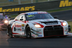 #35 NISMO Athlete Global Team,尼桑GT-R NISMO GT3: Florian Strauss, Katsumasa Chiyo, Wolfgang Reip