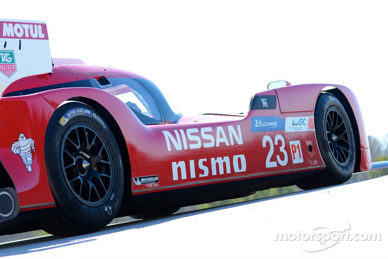 Olivier Pla,测试尼桑GT-R LM NISMO