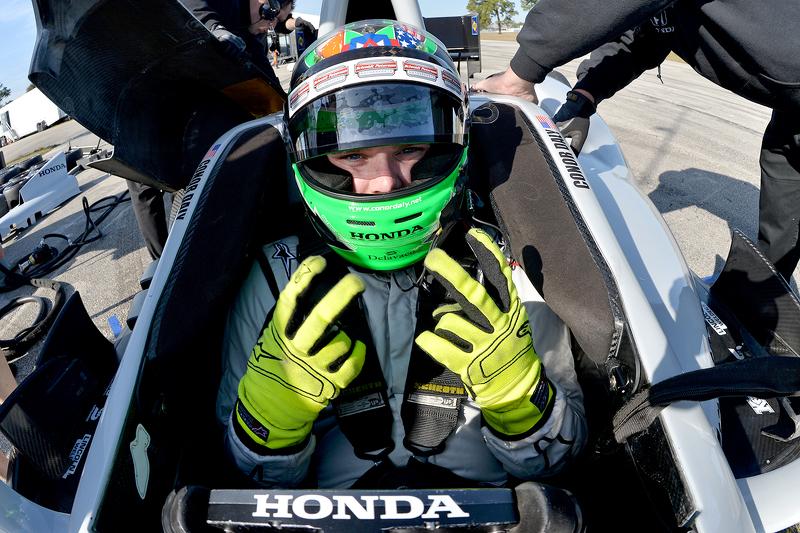 Conor Daly, Schmidt Peterson Motorsport Honda