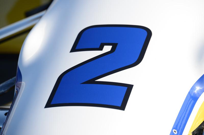 Das Auto von Juan Pablo Montoya, Team Penske, Chevrolet