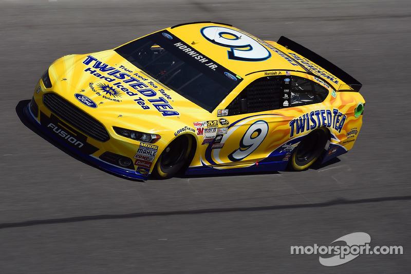 Sam Hornish jr., Richard Petty Motorsports, Ford