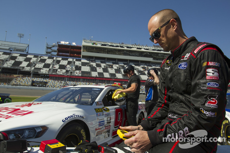 Josh Wise, Phil Parsons Racing, Ford