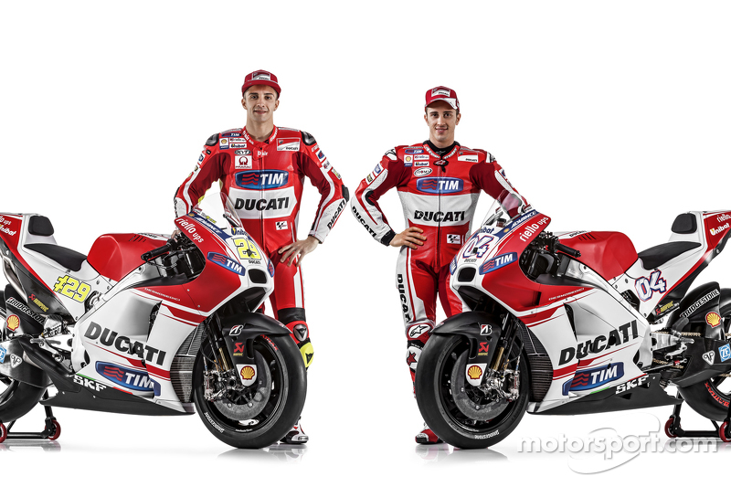 2015: Desmosedici GP15 (Андреа Янноне и Андреа Довициозо)