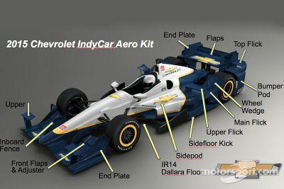 Chevrolet anuncia nuevos aerokits