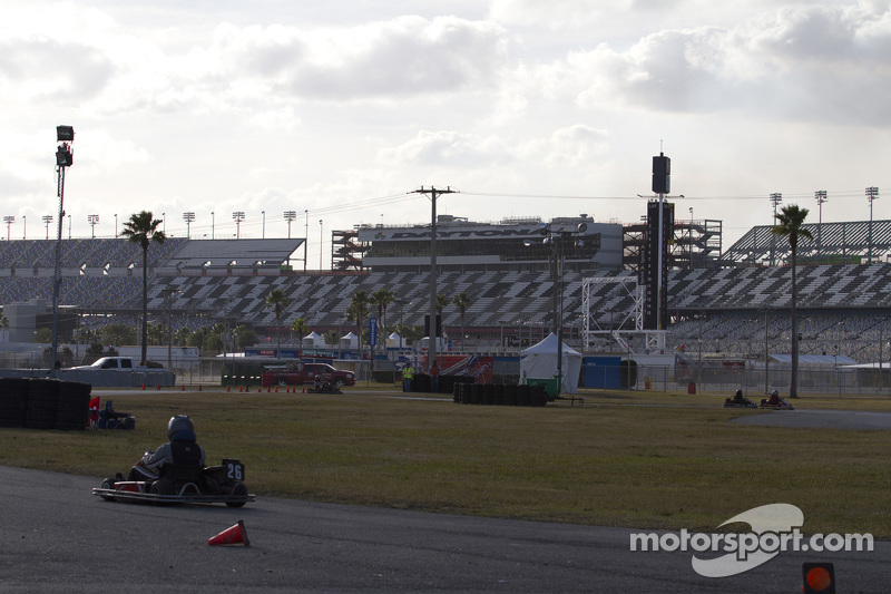 Kartsport in Daytona