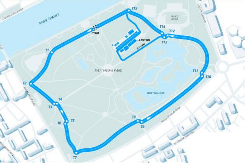 Carrera de Londres Fórmula E obtiene luz verde