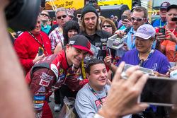 جيف غوردون، هيندرك موتورسبورتس شيفروليه مع المشجعين