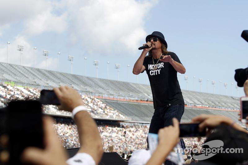 Kid Rock mit Auftritt