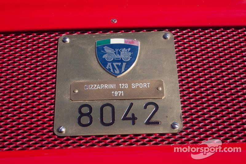 1971 Bizzarini 128 P