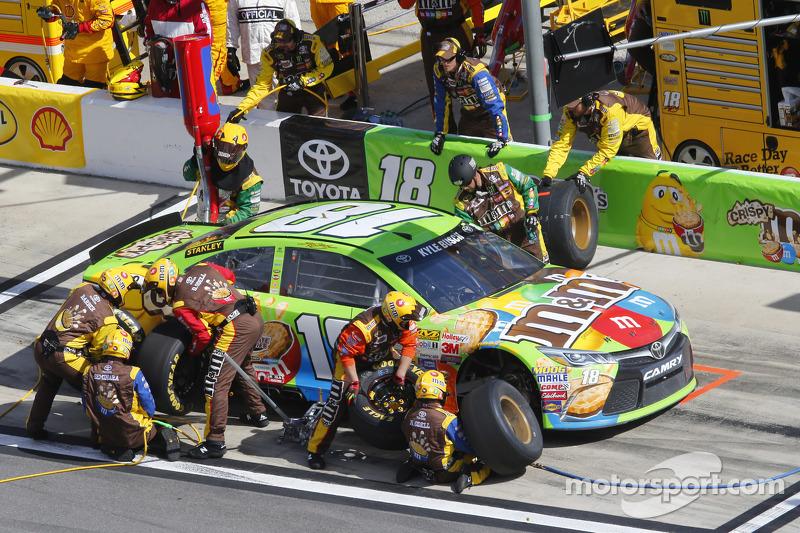 Matt Crafton, Joe Gibbs Racing, Toyota