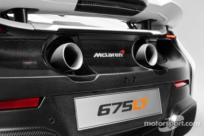 Présentation de la McLaren 675LT
