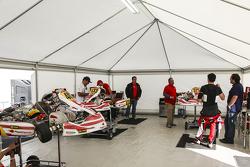 Piquet Sports, Teambereich