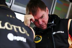 Alan Permane, Lotus F1 Takımı Pist Operasyon Direktörü