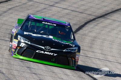 NASCAR-Test in Atlanta, Februar