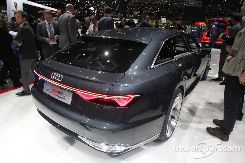 Audi Prologue Avant Konzept