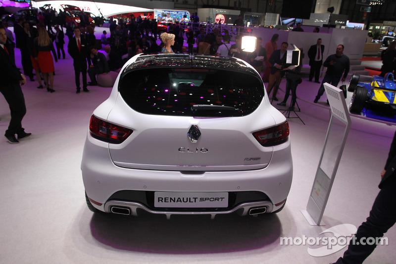 Renault Clio RS Trofeo