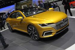 Volkswagen Sport Coupé GTE