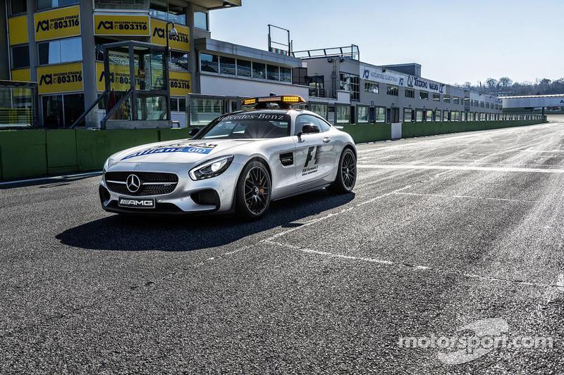 Mercedes-AMG GT S Safety-Car