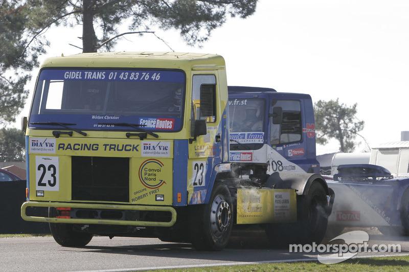 Patrick Ponzio Volvo FL10 : Patrick Ponzio