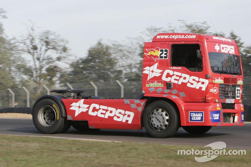 Equipo CEPSA Man : Antonio Albacete