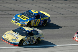 Ken Schrader and Mike Bliss