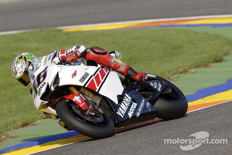 Gauloises Yamaha - Валентино Россі - Гран Прі Валенсії, 2005 рік