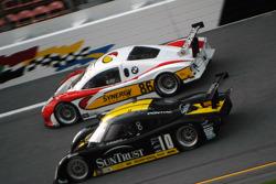 #86 Synergy Racing BMW Picchio: Steve Marshall, Peyton Sellers, #10 SunTrust Racing Pontiac Riley: Wayne Taylor, Max Angelelli, Emmanuel Collard