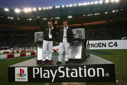 Playstation game winners