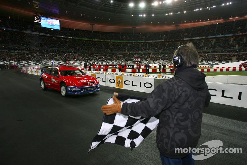 Superfinal 2: Sébastien Loeb se lleva el triunfo y es el ganador de la Carrera de Campeones de 2005