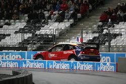 Cuartos de final: Sébastien Loeb