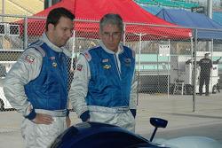 Rob and Charles Morgan