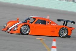 #7 Tuttle Team Racing/ SAMAX Pontiac Riley: Brian Tuttle