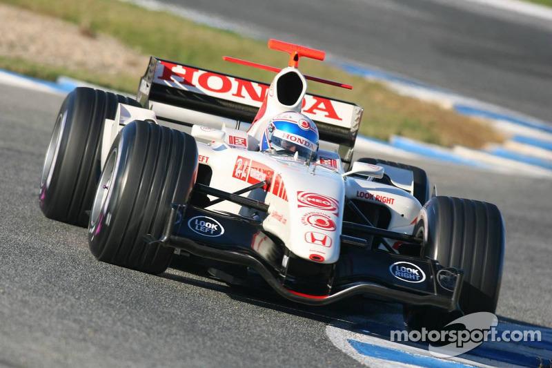 Энтони Дэвидсон (в Ф1 – 2002, 2005, 2007-2008, 24 Гран При, 0 очков)