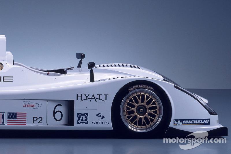 Penske Porsche LMP2 Prototype