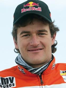Team Repsol Red Bull KTM: Marc Coma