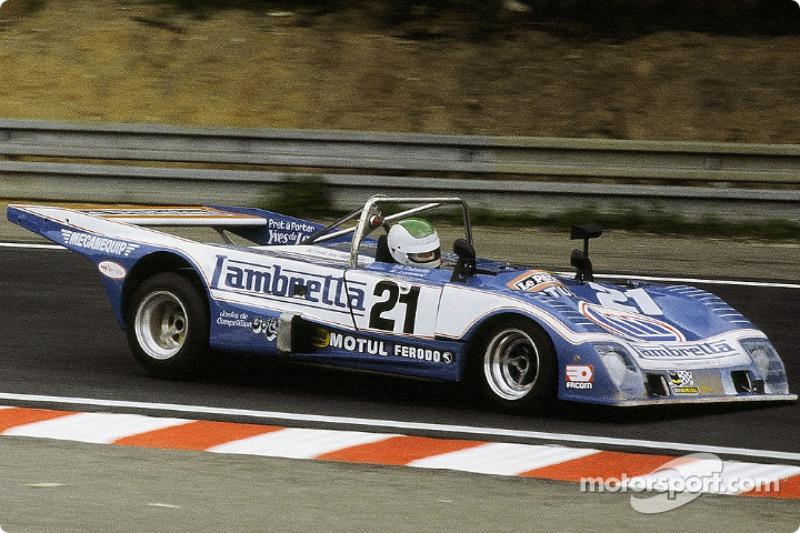 #21 Lambretta Lola T296 ROC: Renauld Laverre, Patrice Lenormand
